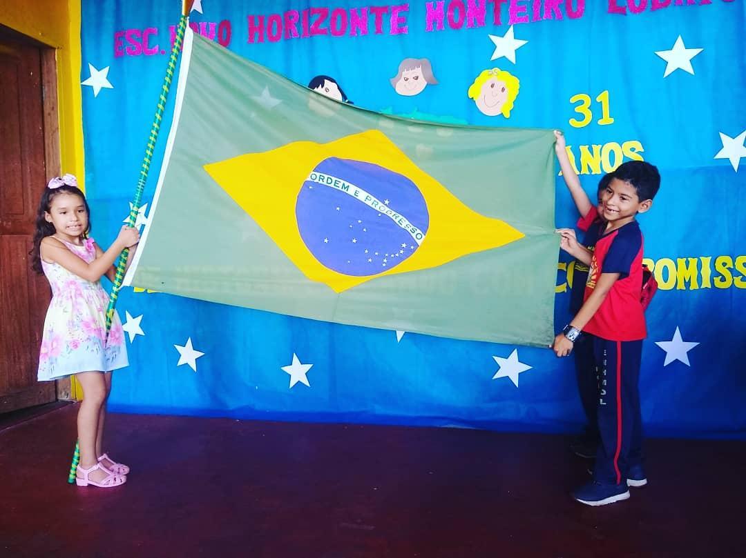 Salve o nosso Brasil